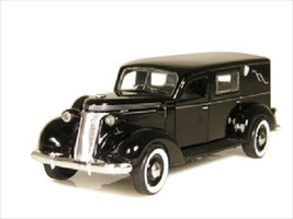 1937 Studebaker Hearse 1/43 Diecast Car Model Phoenix Mint 18370