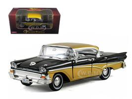 1958 Ford Fairlane Black 1/32 Diecast Car Model Arko Products 05861