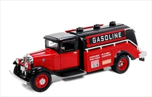 1934 Ford BB-157 Gasoline Tanker 1/43 Diecast Car Model Phoenix Mint 18383