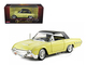 1962 Ford Thunderbird Yellow 1/32 Diecast Car Model Arko Products 06201