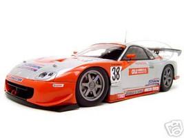 "Toyota Supra JGTC 2003 ""Au Cerumo"" #38 1/18 Diecast Model Car Autoart 80317"