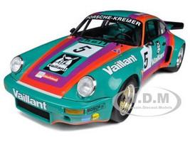 Porsche 911 RSR 3.0 DRM #5 Nurburgring 1975 Bob Wollek 1/18 Spark 18S049