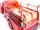 1958 Seagrave 750 Fire Engine Truck Red 1/24 Diecast Model Road Signature 20168