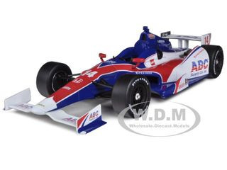 2012 Izod Indy 500 Mike Conway #14 ABC Supply Racing 1/18 Diecast Model Car Greenlight GL10922