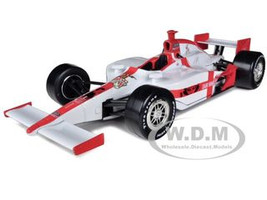 "2011 Dan Wheldon ""R.I.P. Lionheart"" Tribute Indy Car 1/18 Diecast Model Car Greenlight GL10908"