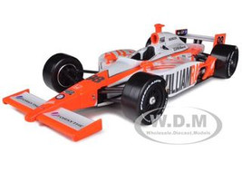 2011 Dan Wheldon #98 Bryan Herta Autosport Indy 500 Winner Car Tribute Edition Packaging 1/18 Diecast Model Car Greenlight GL10926