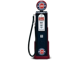 Studebaker Gasoline Vintage Gas Pump Digital 1/18 Diecast Replica Road Signature 98651