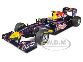 Red Bull Racing Renault RB7 Mark Webber F1 2011 1/18 by Minichamps