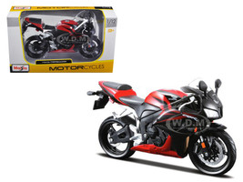 Honda CBR 600RR Red/Black Motorcycle 1/12 Diecast Model Maisto 31154