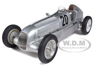 Mercedes W25 #20 1934 Eifelrennen #20 M.V.Brauchitsch Limited to 2000pc 1/18 Diecast Model Car CMC 103