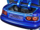 Mazda MX-5 Miata Blue 1/24 Diecast Car Model Motormax 73262