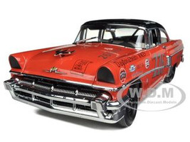 1956 Mercury MontClair Hard Top Russ Truelove Racing Car 1/18 Diecast Model Car Sunstar 5145