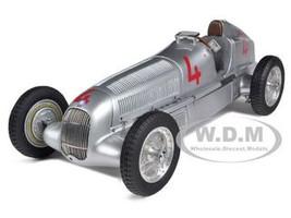 1935 Mercedes W25 #4 Luigi Fagioli Sieger GP Monaco 1/18 Diecast Model Car CMC 104