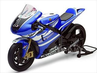 Yamaha YZR-M1 #1 2011 Factory Racing Jorge Lorenzo Motorcycle 1/12 New Ray 57413