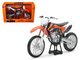 2011 KTM 350 SX-F Orange Dirt Bike Motorcycle 1/12 New Ray 44093