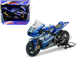 Yamaha YZR-M1 #11 Ben Spies 2011 Factory Racing 1/12 Diecast Motorcycle Model New Ray 57423
