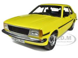Opel Ascona B SR Yellow 1/18 Diecast Car Model Sunstar 5384