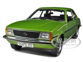 Opel Ascona B SR Green / Limonengruen Metallic 1/18 Diecast Car Model Sunstar 5385