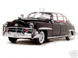 1950 Lincoln Cosmopolitan Bubble Top Limousine 1/24 Diecast Model Car Road Signature 24058