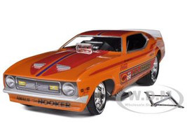 "1971 Ford Mustang Steve Condit ""LA Hooker"" NHRA Funny Car 1/18 Diecast Model Car Autoworld AW1106"