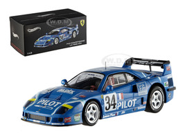 Ferrari F40 Lemans 1995 Competizione #34 Elite Edition 1/43 Diecast Car Model Hotwheels X5508