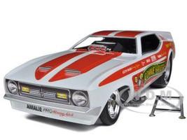 "1972 Connie Kalitta ""Bounty Hunter"" NHRA Funny Car 1/18 Diecast Model Car Autoworld AW1111"