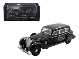 1938 Mercedes 770K Sedan Black 1/43 Diecast Car Model Signature Models 43701