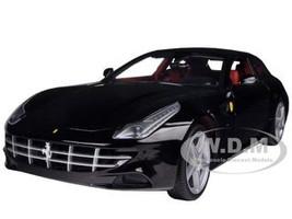 Ferrari FF Black 1/18 Diecast Car Model Hotwheels X5526
