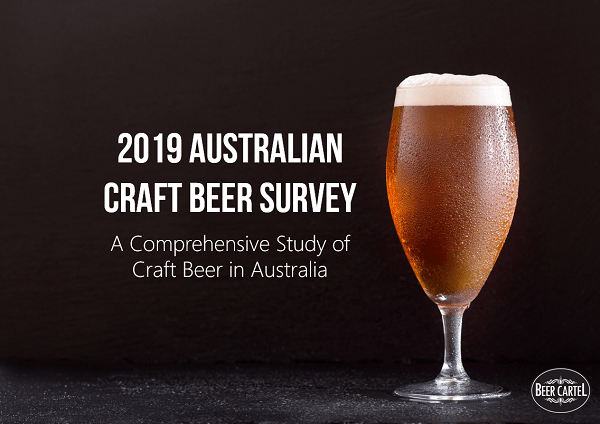 2019 Australian Craft Beer Survey