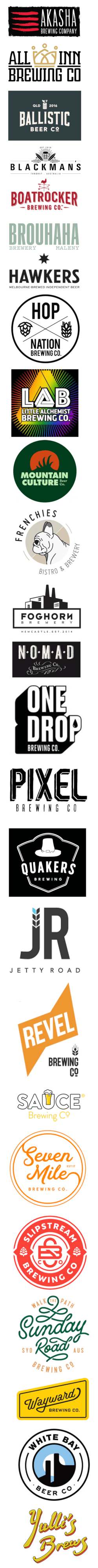 2020 Beer Advent Calendar Breweries