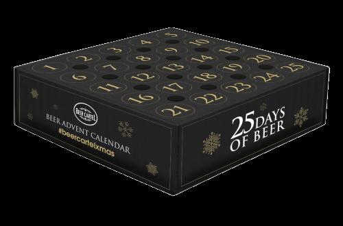 Beer Cartel Beer Advent Calendar Box