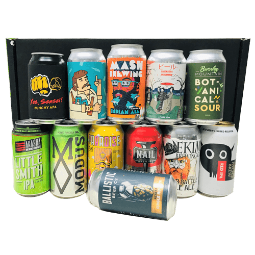 Monthly Craft Beer Subscription