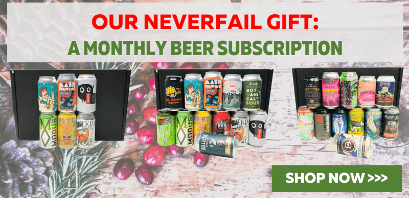Beer Subscription for Christmas