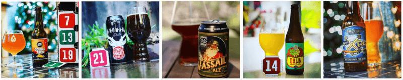 Advent Calendar Beers