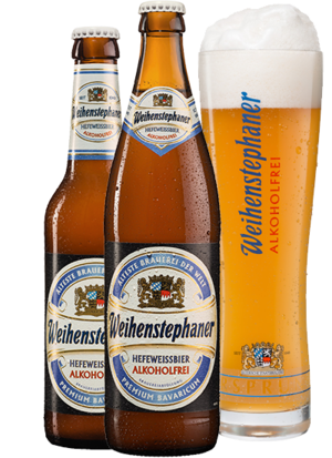 Weihenstephaner Alcohol Free Beers