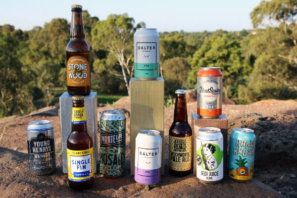 Australian Craft Beer Brands