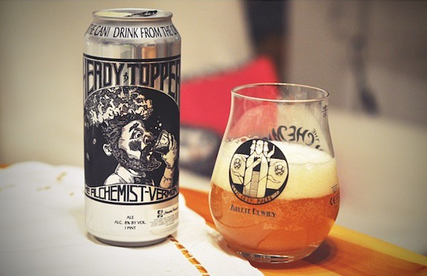Heady Topper - where it all started