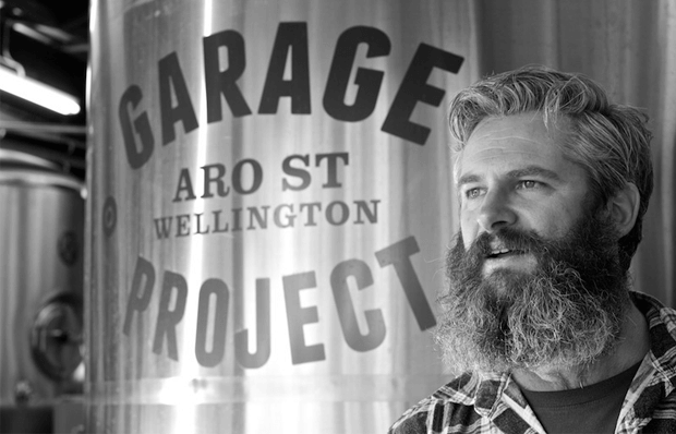 Podcast Episode 03 The Garage Project Story With Founder Pete