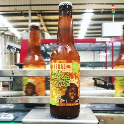 Feral Biggie Juice NEIPA - Beer Cartel