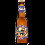 Quiet Deeds Kolsch
