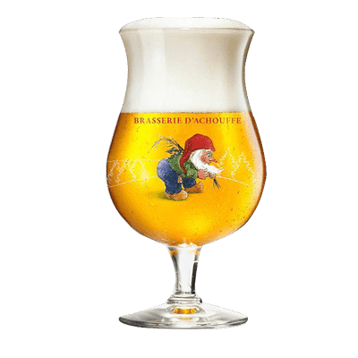 Brasserie d'Achouffe Beer Glass