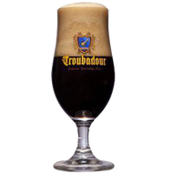 Troubadour Beer Glass 330ml