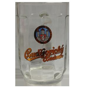 Budejovicky Budvar Beer Glass