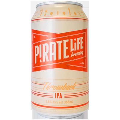Pirate Life Throwback IPA