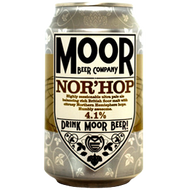 Moor Beer Company Nor'Hop Golden Ale Can