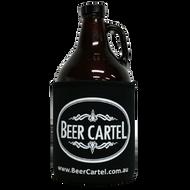 Beer Cartel Growler Koozie