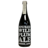 Two Metre Tall Barrel Aged Soured Wild Plum Ale