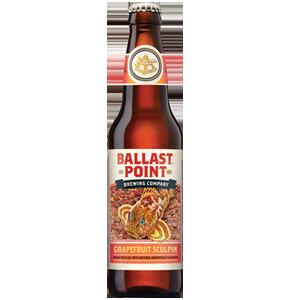 Ballast Point Grapefruit Sculpin