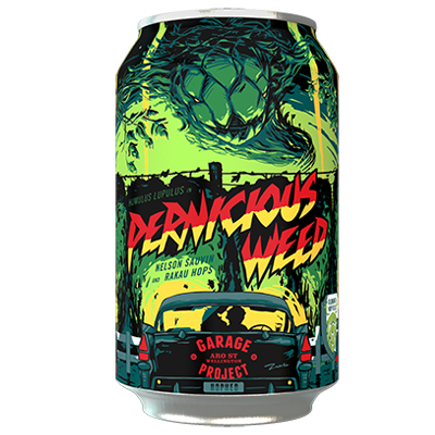 Garage Project Pernicious Weed 330ml Can