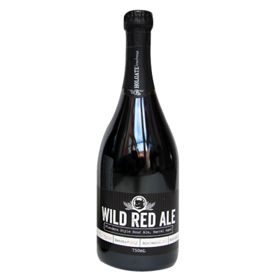 Holgate Wild Red Ale